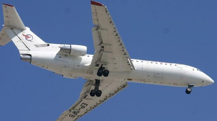 ifmat - Iranian cargo plane full with weapons made 72 flights to Damascus