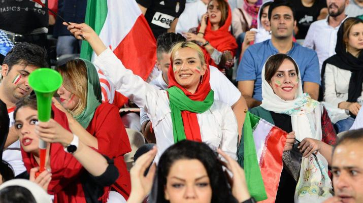 ifmat - Iranian prosecutor-general is ashamed of satanic women who wants to watch soccer
