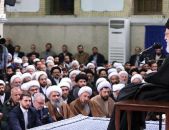 ifmat - Iranian regime under the rule of Ayatollah Ali Khamenei supports terrorism and exports violence