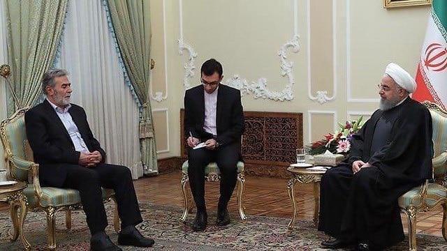 ifmat - Islamic Jihad tells Iran that they will attack Israel from the north