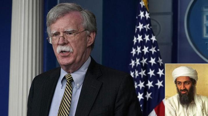 ifmat - John Bolton insists Iran likely harboring dangerous terrorists