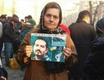 ifmat - Mother of political prisoner Soheil Arabi is tortured every day and night