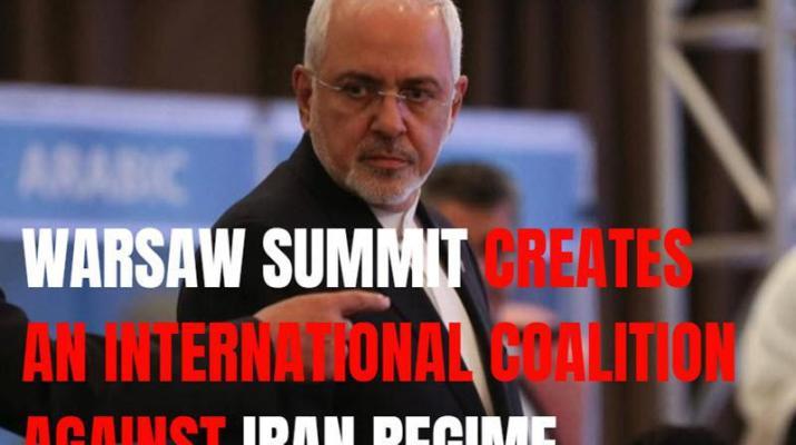 ifmat - Poland summit creates an International coalition against Iran Regime