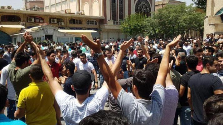 ifmat - Protests against the Iranian regime will be bigger in 2019