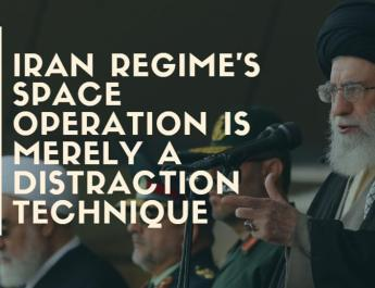 ifmat - Space operation program is a distraction technique by the Iran regime