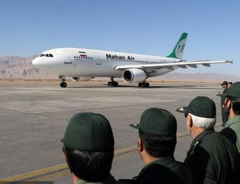 ifmat - US supports Germany decision in sanctioning Mahan Air