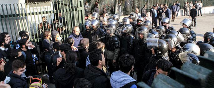 ifmat - After a Year of Shame Iran crackdowns on dissent continue to escalate