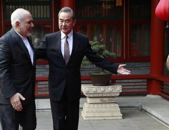 ifmat - China seeks to deepen strategic trust with Iran