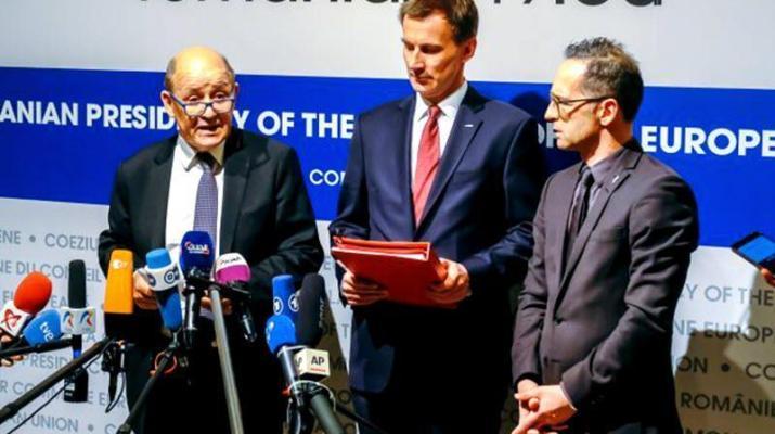 ifmat - EU process to circumvent US sanctions is moving forward despite US warnings