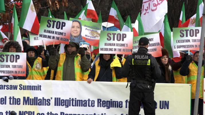 ifmat - Eu leaders must recognize the threat Iran regime poses