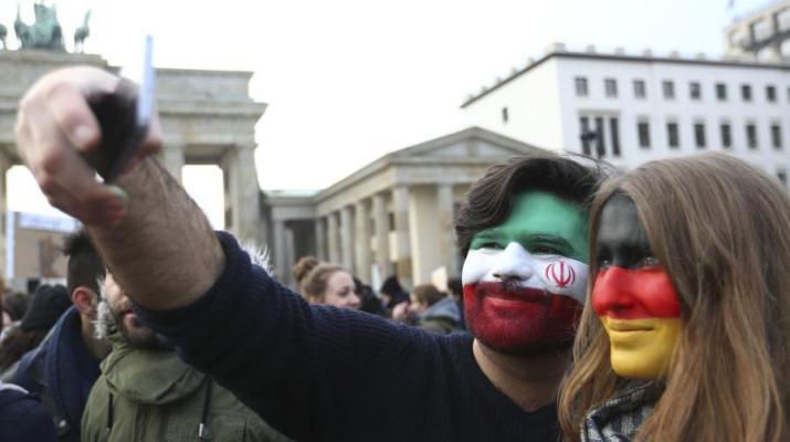 ifmat - German foeign ministry celebrates Iran Islamic Revolution in Berlin
