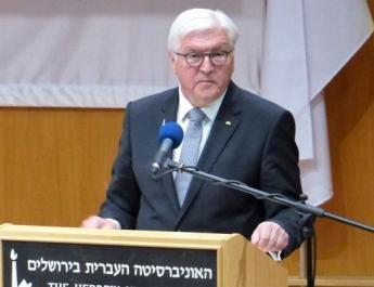 ifmat - German president under fire over Iran telegram
