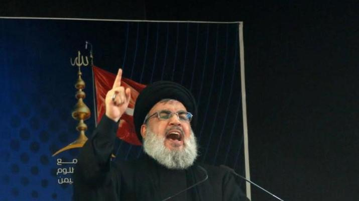 ifmat - Hezbollah leader wants to bring anti-aircraft weapons from Iran