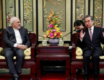 ifmat - High-level Iranian delegation in China as worries on economy dominates