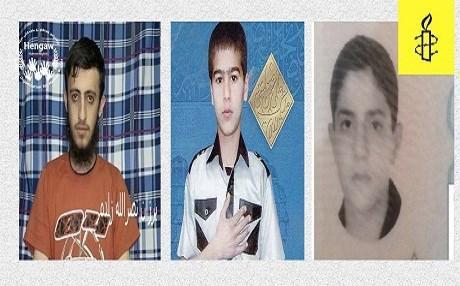 ifmat - International watchdog urges Iran to stop execution of three Kurdish teenagers