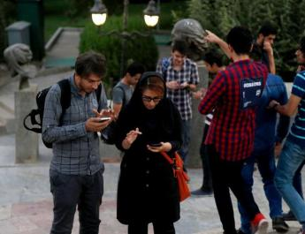 ifmat - Iran Regime scared of social media