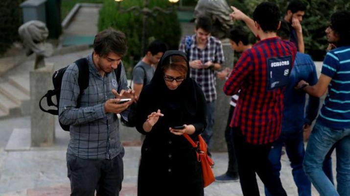 ifmat - Iran Regime scared of social media