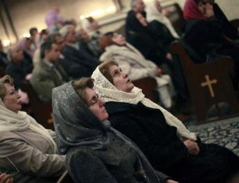 ifmat - Iran arrests 6 Christian converts in northern city