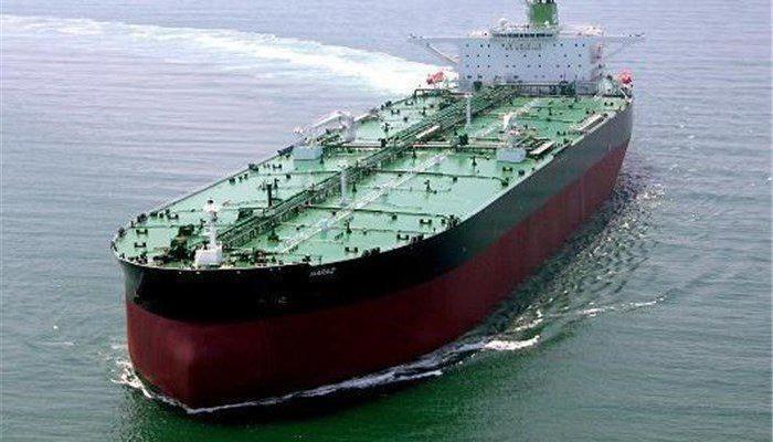 ifmat - Iran builds a new tanker at Sadra