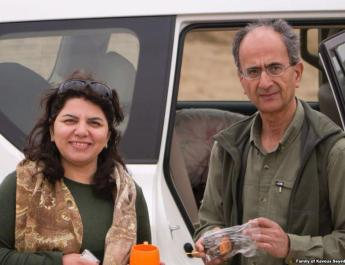 ifmat - Iran extends travel ban on widow of environmentalist who died in prison
