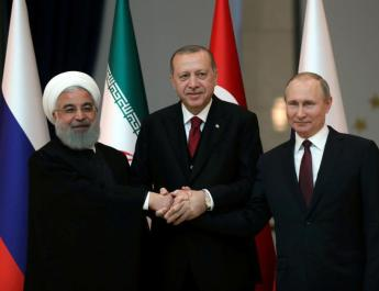 ifmat - Iran fights to get around US sanctions in Iraq, Turkey, Russia and Syria
