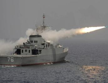 ifmat - Iran navy conducts massive drill in Persian Gulf Sea of Oman