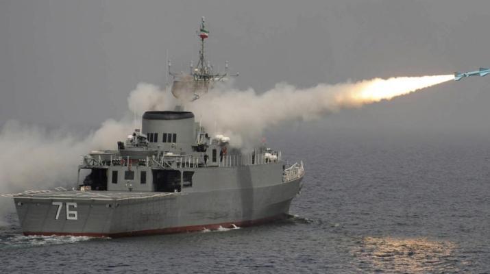 ifmat - Iran navy conducts massive drill in Persian Gulf Sea of Oman