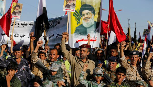 ifmat - Iran regime controls Lebanon an wants to take over mideast