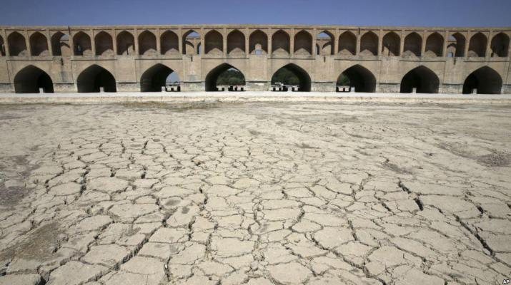 ifmat - Iran regime has banned publication of news on water shortage