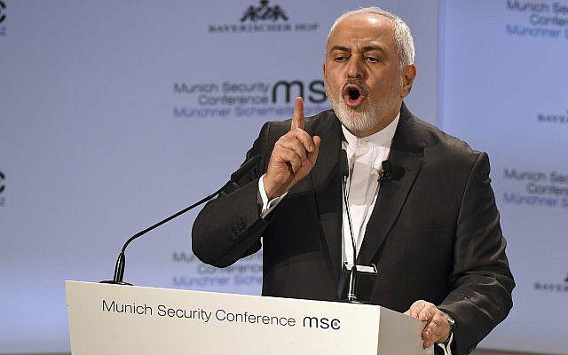 ifmat - Iran says it cannot rule out possibility of war with Israel