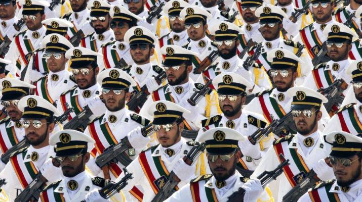 ifmat - Iranian Revolutionary Guard allegedly behind cyber-attack on Australia