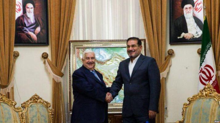 ifmat - Iranian top security official warns Israel of firm Response on Syria