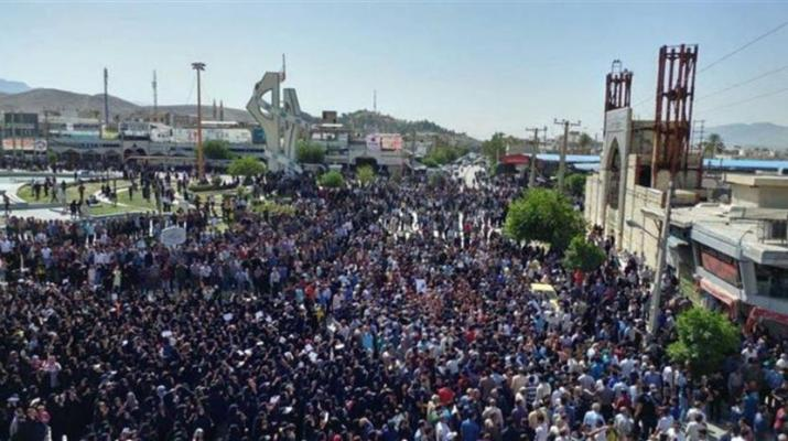 ifmat - Iranian workers protests confront a regime in crisis