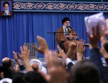 ifmat - Khamenei urges Iranian officials not to trust Europe