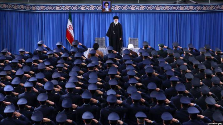 ifmat - Khamenei vents his anger by a harsh attack on US and Europe