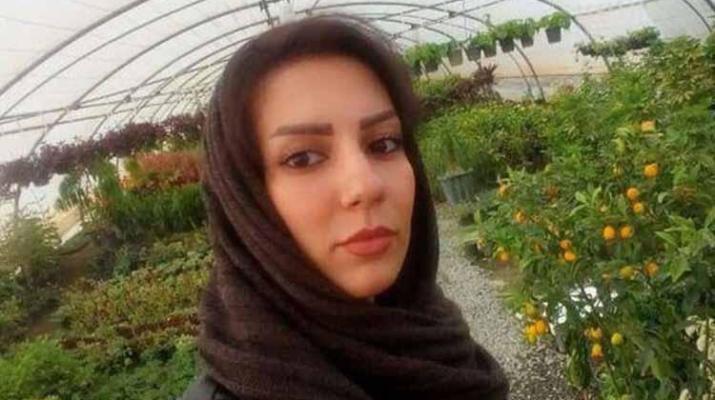 ifmat Kurdish civil activist facing five years behind bars in Iran