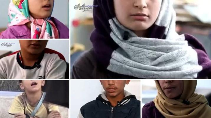 ifmat - Official in Iran sexually abuse child labourers