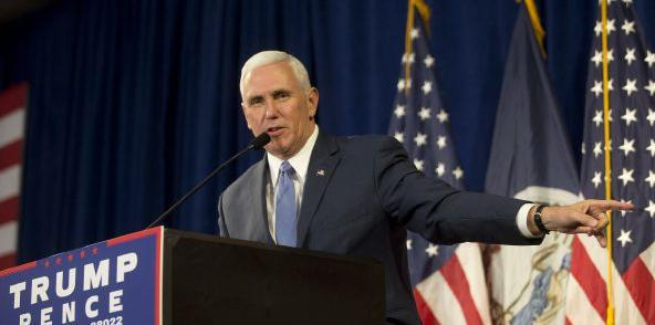 ifmat - Pence calls on European allies to withdraw from Iran deal as Merkel defends decision