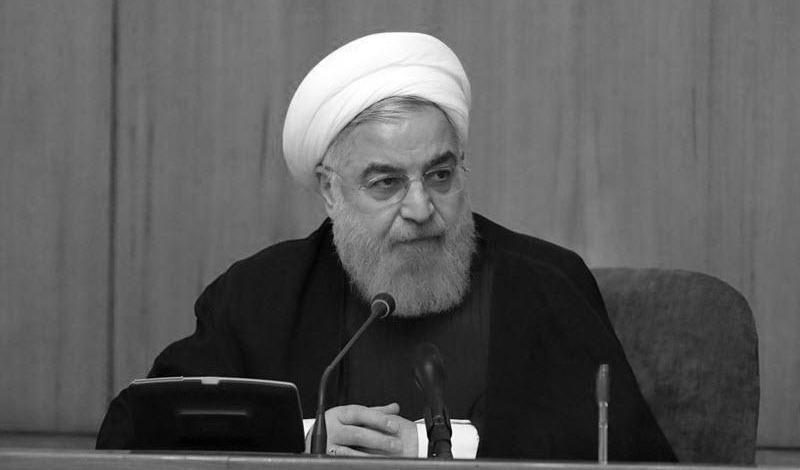 Rouhani: Iran in war-like state