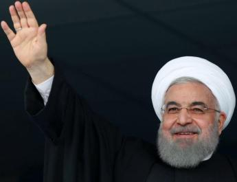 ifmat - Tensions between Tehran and Washington are at a maximum says Iran president