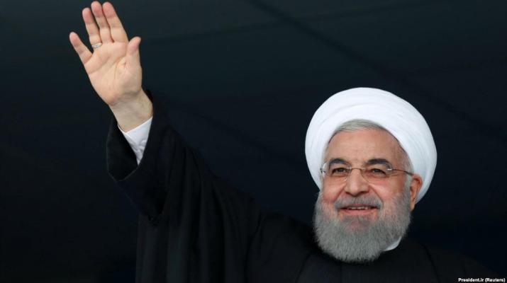 ifmat - Tensions between Tehran and Washington are at a maximum says Iran president