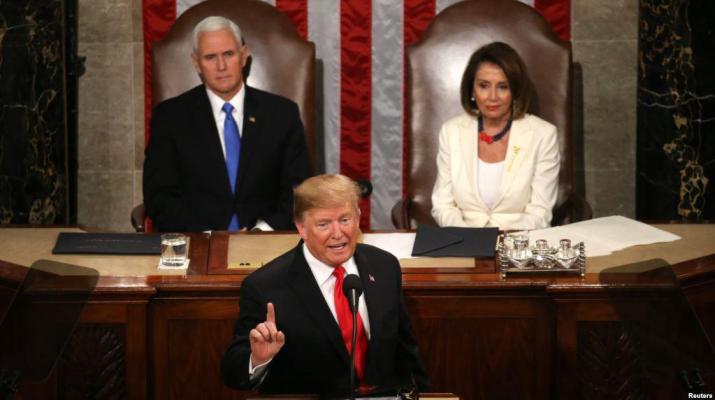 ifmat - US President calls Iran a radical regime