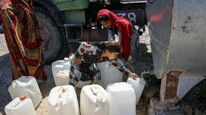 ifmat - Water shortages continue in Iran