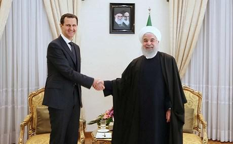 ifmat - Zarif resignation prompted by Assad visit to Iran