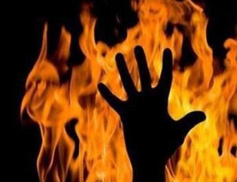 ifmat - Baby survives after pregnant mother sets herself on fire out of poverty in Iran