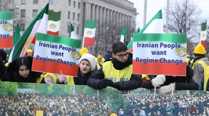 ifmat - Changing the Iranian regime is within reach