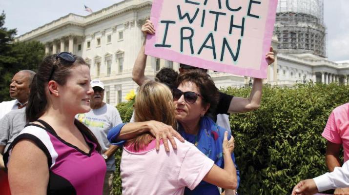 ifmat - Code Pink crosses a redline in Iran