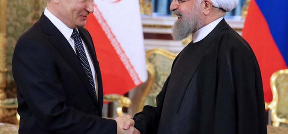 Dark money flows between Russia and Iran
