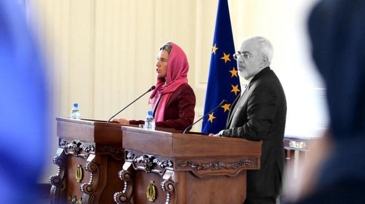 ifmat - EU policy on Iran Regime has failed