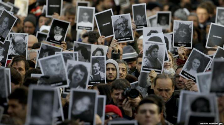 ifmat - Ex-judge guilty in Argentina of cover up in 1994 bombing by Iran